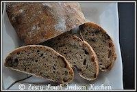 Real garlic bread