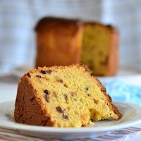 Kulich - Russian Easter Bread