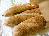 Baguette a l'ancienne (Old World Baguette Redux)