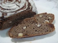 100% Whole Rye Bread