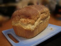 Ginger White Bread