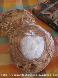 Apple and Oat Sourdough