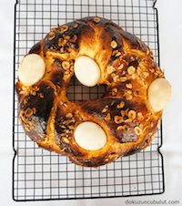 Easter pastry