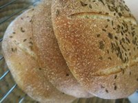 Anise Seeds Bread / Pain à l'Anis