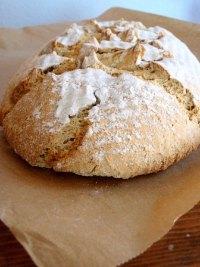 corn spelt bread