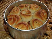 Garlic Rolls
