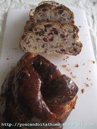 Cranberry and Walnut Celebration Bread