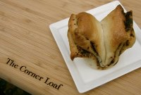 Tapenade Fan Rolls