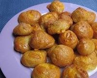 Cheesy Pretzel Bites