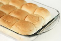 Sweet bread rolls