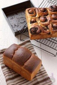 Sourdough Hokkaido Milk Loaf