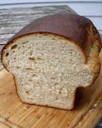 Whole grain sandwich loaf