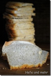 Very soft sandwich bread with 2 preferments