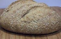 Floating Sesame Loaf