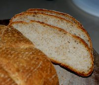 Goat Cheese Bread