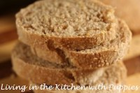 Multigrain Wheat Bread