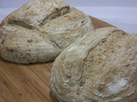 Five Grain Bread with Pâte Fermentée