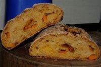 Roasted Pumpkin Sourdough Bread