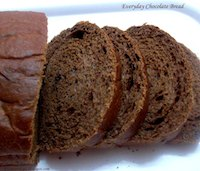 Everyday Chocolate Bread