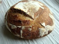 Vermont Sourdough, or The Taste of Home