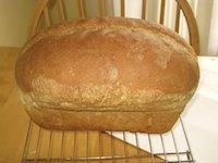 WW, Rye, White Tassjara Egg Bread with Old Dough