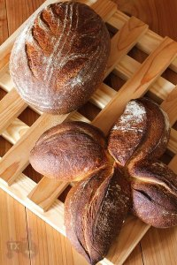 Light Rye with Cumin & Orange