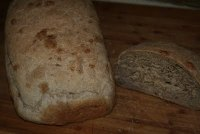applesauce walnut bread