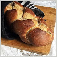 Swedish Cardamom Bread