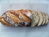 My first sourdough bread