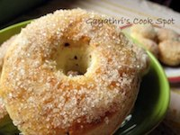 Eggless Donuts (Baked Version)