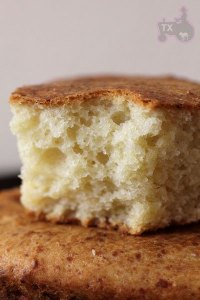 Parmesan Batter Bread