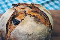 Spicy Kalamata Sourdough