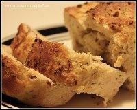 Garlic Swirl Bread Roll