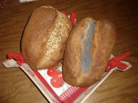 Whole Grain Pain de Beaucaire