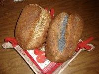 Whole Grain Pain de Beaucaire