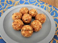 Bread Laddu