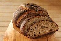 Five Grain Sourdough with Rye Starter
