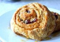 Carrot Cake Sticky rolls! (Vegan)