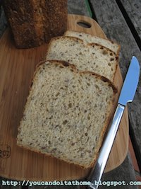 Multigrain Pan Bread