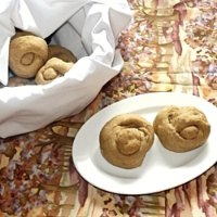 Rosemary Wheat Rolls