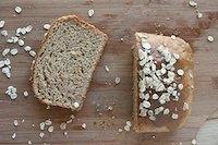 Maple Oatmeal Bread