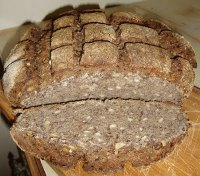 Seeded Sourdough with a Multigrain Soaker
