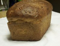 Sprouted Kamut Bread