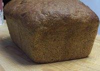 Honey Graham Bread