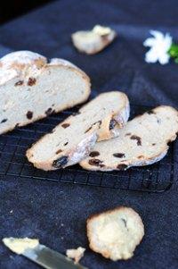 Rye Bread, using water roux method