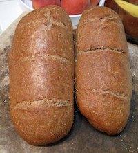 Jewish Sour Rye Bread