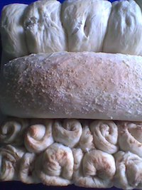 Amish Bread Loaf