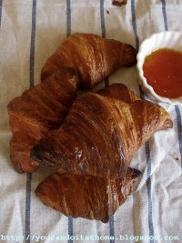 Croissant with Natural Starter