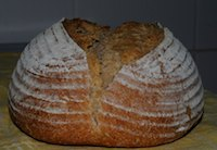 Vermont Sourdough With Increased Whole Grains