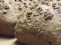 Seeded Oat Bread